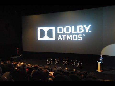 Dolby Atmos 2018 - Sonido Envolvente