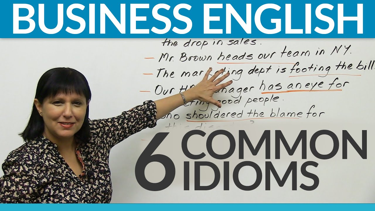 Business English Pod Learn Business English Online