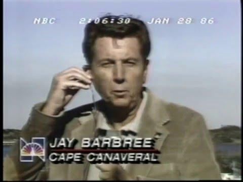 The Challenger Disaster: NBC News Live Coverage  3:00 P.M-4:00 P.M