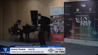 Dmitriy Pinchuk plays Brillance 1st, 2nd & 3rd by Ida Gotkovsky