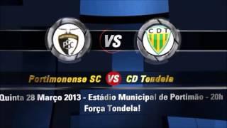 CD Tondela VS Portimonense SC (Segunda Liga 2012/2013)