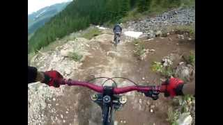 Riding the Cannonball Trail at Skibowl