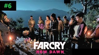 [Hindi] FAR CRY NEW DAWN   FUNNY PIGGY FIGHT & SCARY STORY MISSION WITH SAD ENDING