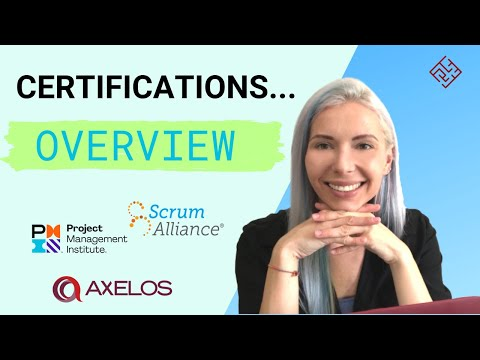 Project Management Certifications - What Choices Do We Have ...