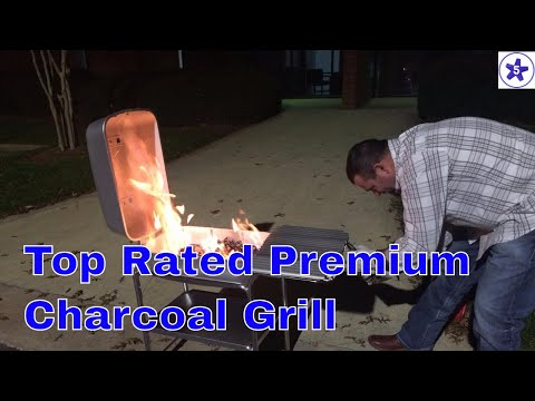 PK Grills The Original PK Grill & Smoker (PK99740) Review – Top Rated Premium Charcoal Grill ☑️