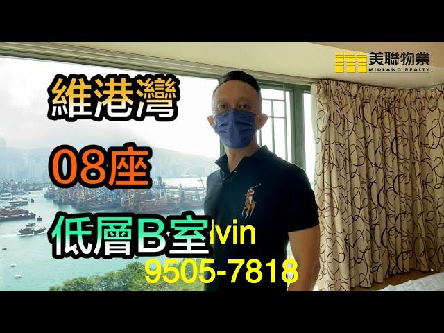 【#代理Alvin推介】维港湾08座低层B室