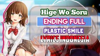 『Kaori Ishihara』Plastic Smile Higehiro Ending Full Terjemahan Bahasa Indonesia