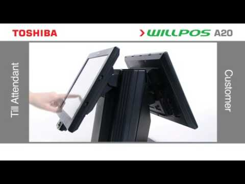 The WILLPOS A20 is the finest POS choice for retailers looking for supreme performance and reliability.