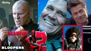 Deadpool 2 Hilarious Bloopers and Gag Reel - Full Outtakes | Ryan Reynolds 2018