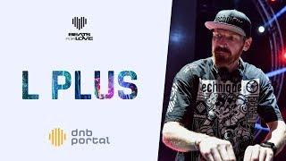L Plus   Beats For Love 2019 [DnBPortal.com]