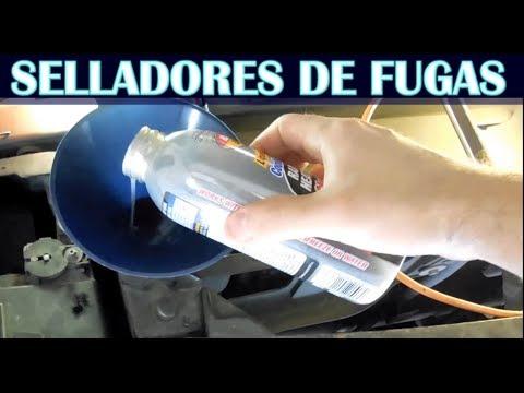 Son Recomendables los Selladores de Fugas y Liquidos Milagrosos en el auto??