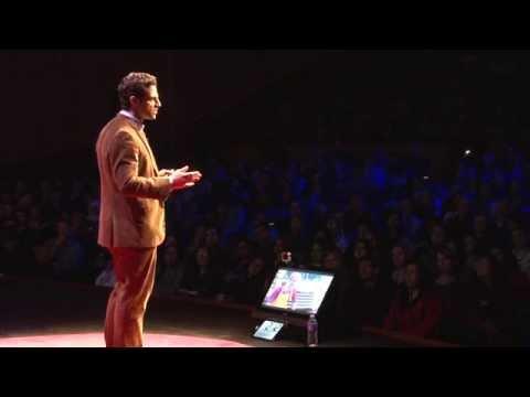 Talk to strangers: Danny Harris at TEDxFoggyBottom