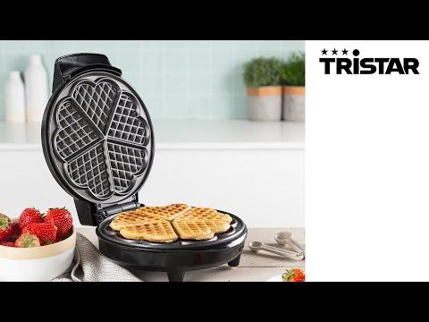 Вафельница Tristar WF-1160