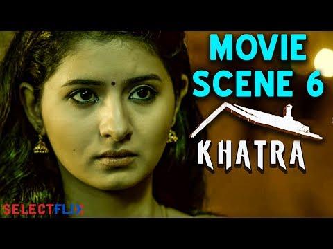 Movie Scene 6 - Khatra (Bayama Irukku) - Hindi Dubbed Movie | Santhosh Prathap | Reshmi Menon