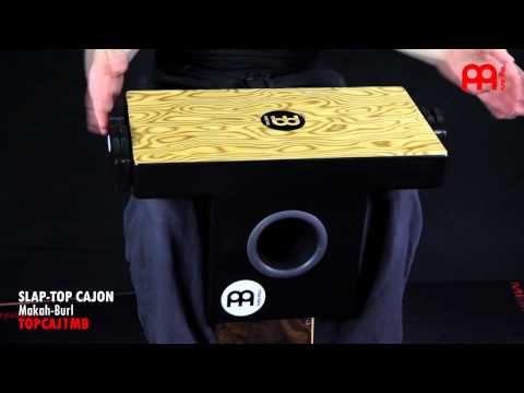 MEINL TOPCAJ1MB Slap Top Cajon