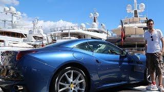 "My First Ferrari Gets Delivered! Ferarri California ""Unboxing""!"