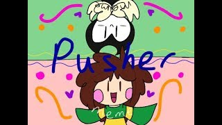 3k special/Pusher meme ft. Bendy & Chara