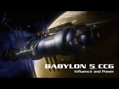 Babylon 5 CCG - Influence and Power