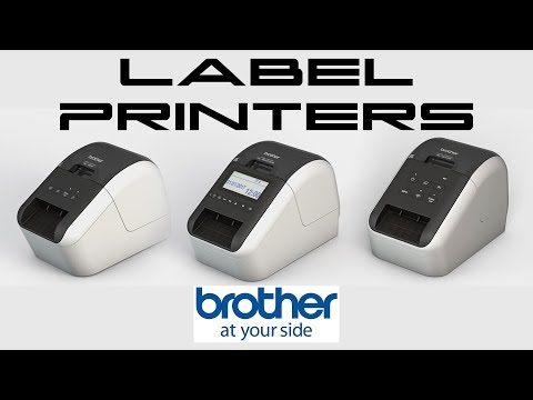 Brother Professional Label Printers - Behold The Future