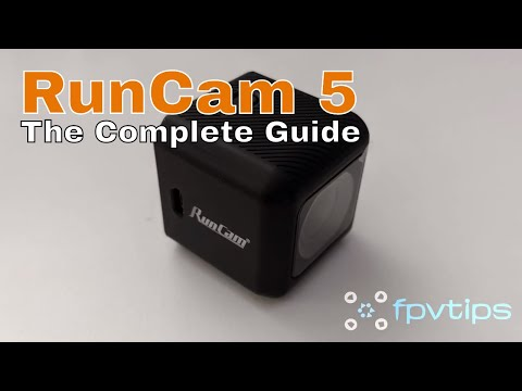 RunCam 5 - The Complete Guide (review, setup, comparisons, dynamic stretch, example footage)