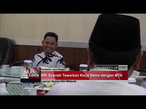BRI SYARIAH SOLO JALIN KERJASA DENGAN MTA