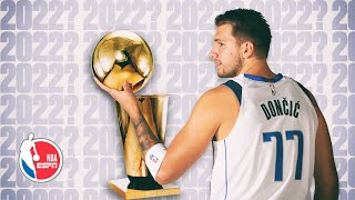 Who will win the 2022 NBA title? | The Hoop Collective
