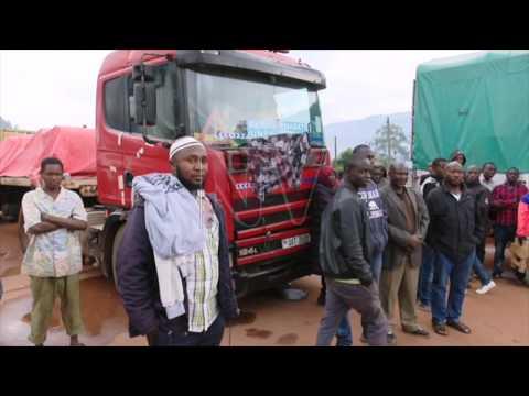 OMUJJUZO E MALABA: Ba dereeva beetamiddwa, essuubi libali mu Museveni