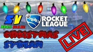Rocket League   XMAS Special   Live Stream