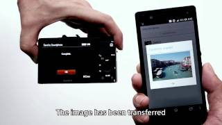 Sony NFC Video - How To Connect To Smartphones (HD)
