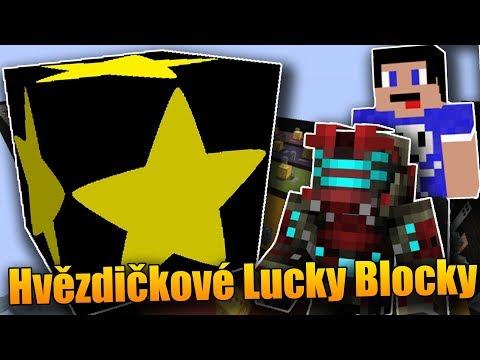 HVĚZDIČKOVÉ LUCKY BLOCKY! ⭐
