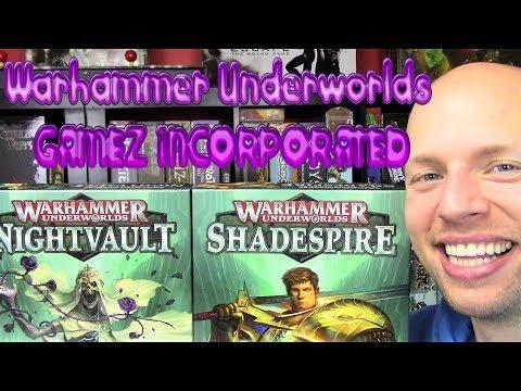 Warhammer Underworlds - Gamez Incorporated