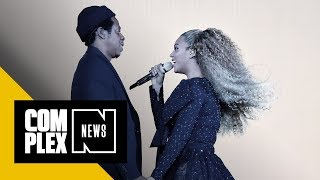 Here Are the First Week Numbers for Beyoncé and JAY-Z
