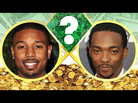 WHO'S RICHER? - Michael B. Jordan Or Anthony Mackie? - Net Worth Revealed! (2017) Mp3