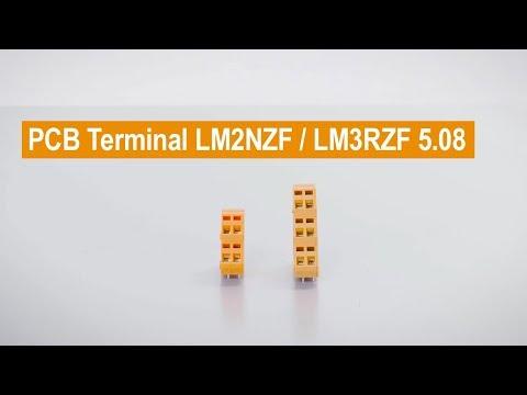 Blocs de jonction  pour CI pas > 10mm