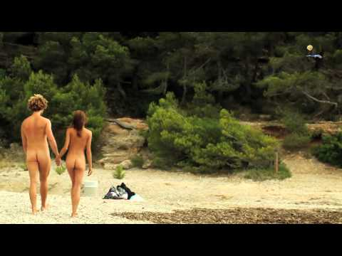 Platja naturista a l'Ametlla de Mar, Cala Torrent del Pi.