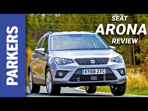 SEAT Arona SUV Review Video