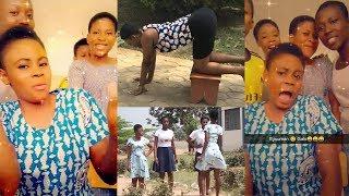 "Eii 🔥 ""ALLOW BOYS TO F*CK YOU"" - Ejisuman shs Sɑcks 7 female students over video"
