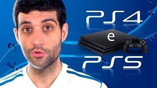 O FIM do PLAYSTATION 4, PlayStation 5 a caminho?