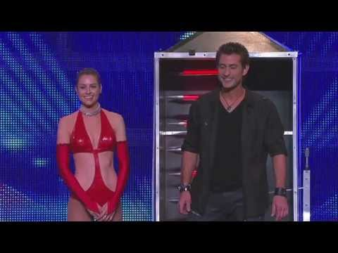 Sam Powers Makes Things Appear-Australia's Got Talent 2013 | Auditions