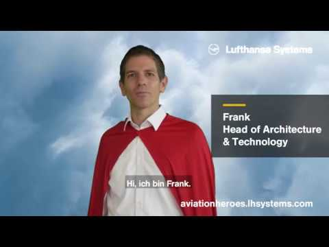 Eingebettetes Video for Frank, Head of Architecture & Technology