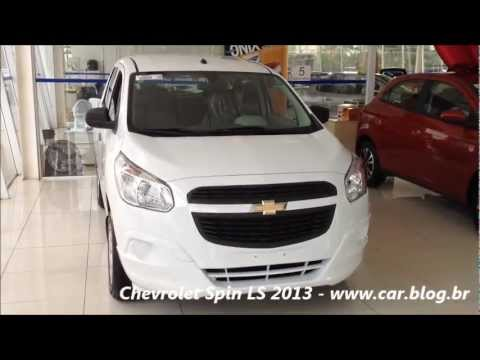 Chevrolet Spin LS - www.car.blog.br