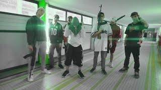 "Video thumbnail of ""Foda C (Columbine) - Fond De La Classe (Prod. Chaman)"""