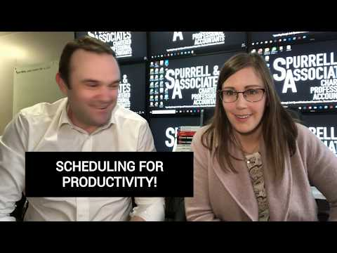 Schedule For Productivity