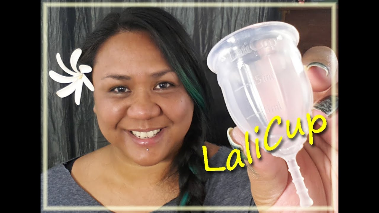 Unboxing of the LaliCup from Slovenia - Menstrual Cup