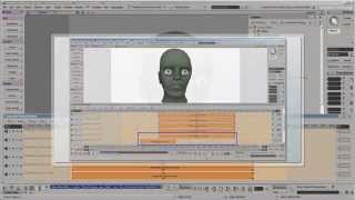 Face Robot Workflow - Part 10: Caching the Face Robot Animation