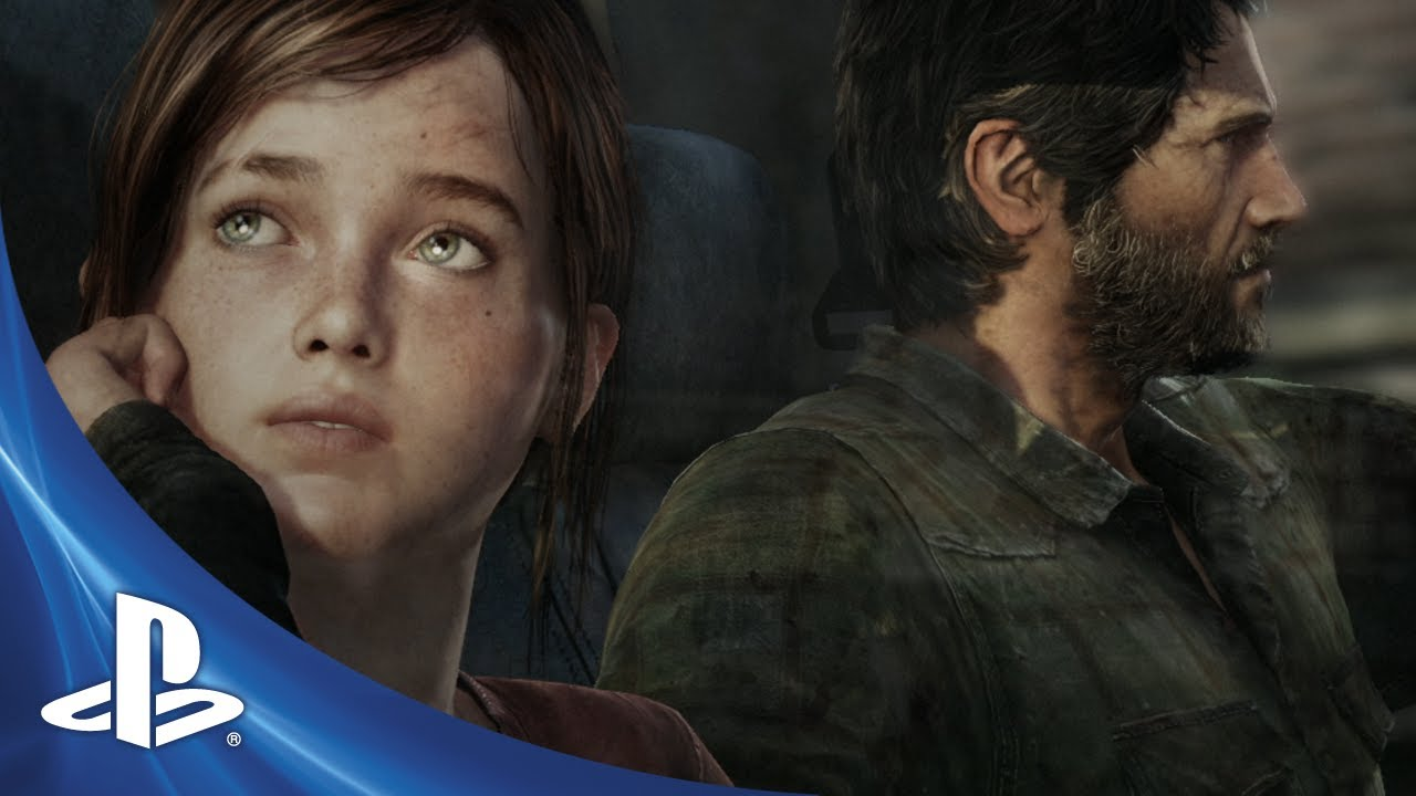 The Last of Us Cutscene: The Sky Has Turned Grey