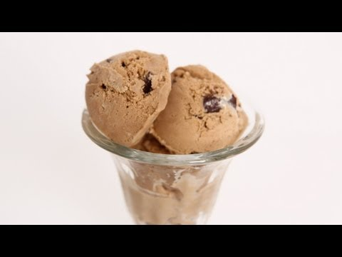 Video Coffee & Chocolate Chunk Ice Cream Recipe - Laura Vitale - Laura in the Kitchen Episode 614