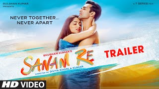 Sanam Re Trailer | Pulkit Samrat | Yami Gautam  Various