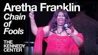 "Aretha Franklin - ""Chain of Fools"" 