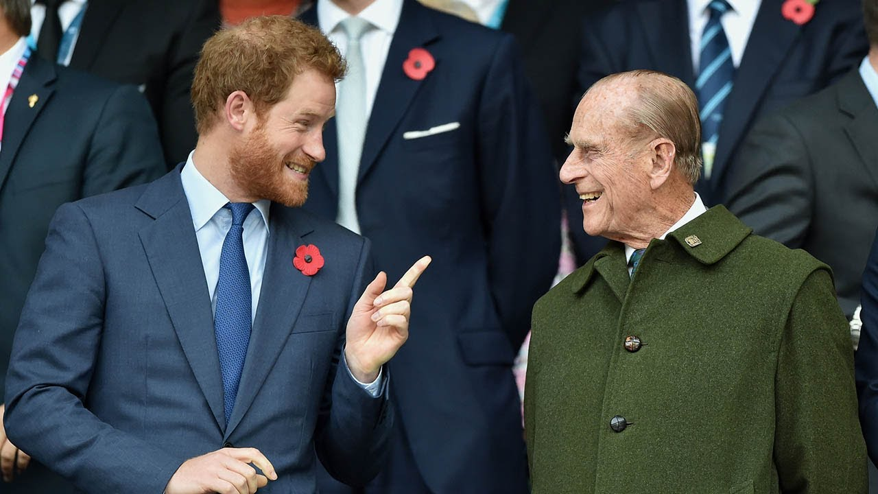 Watch: Why the attention on Prince Harry at Prince Philip's funeral could perpetuate the rift